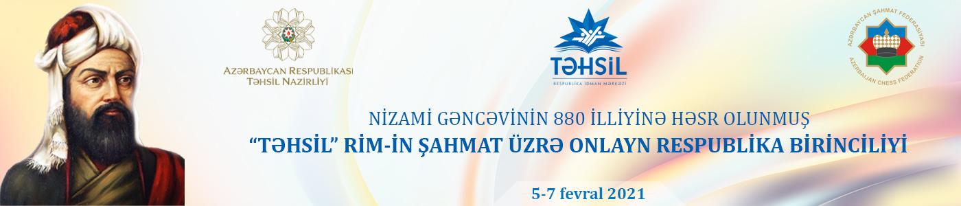 """""""Təhsil"""" RİM-in komanda birinciliyi"""